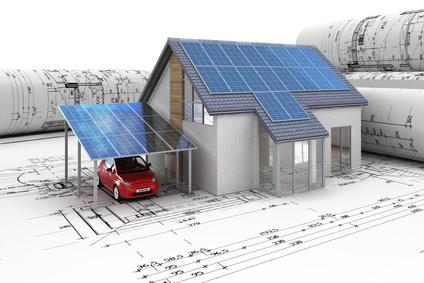 Photovoltaik Anlage Carport